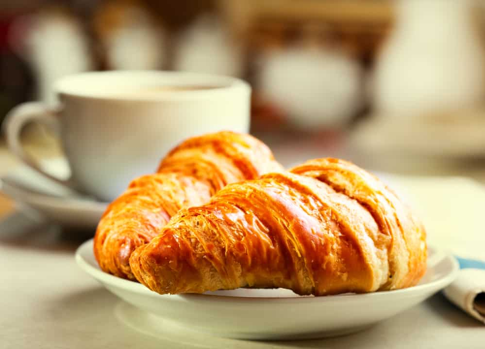 How to Avoid a Croissant  By Alison Loyd