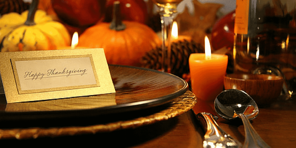 Thanksgiving by Lisa Vrooman