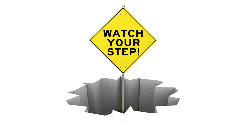 WATCH YOUR STEP! By Alison Loyd