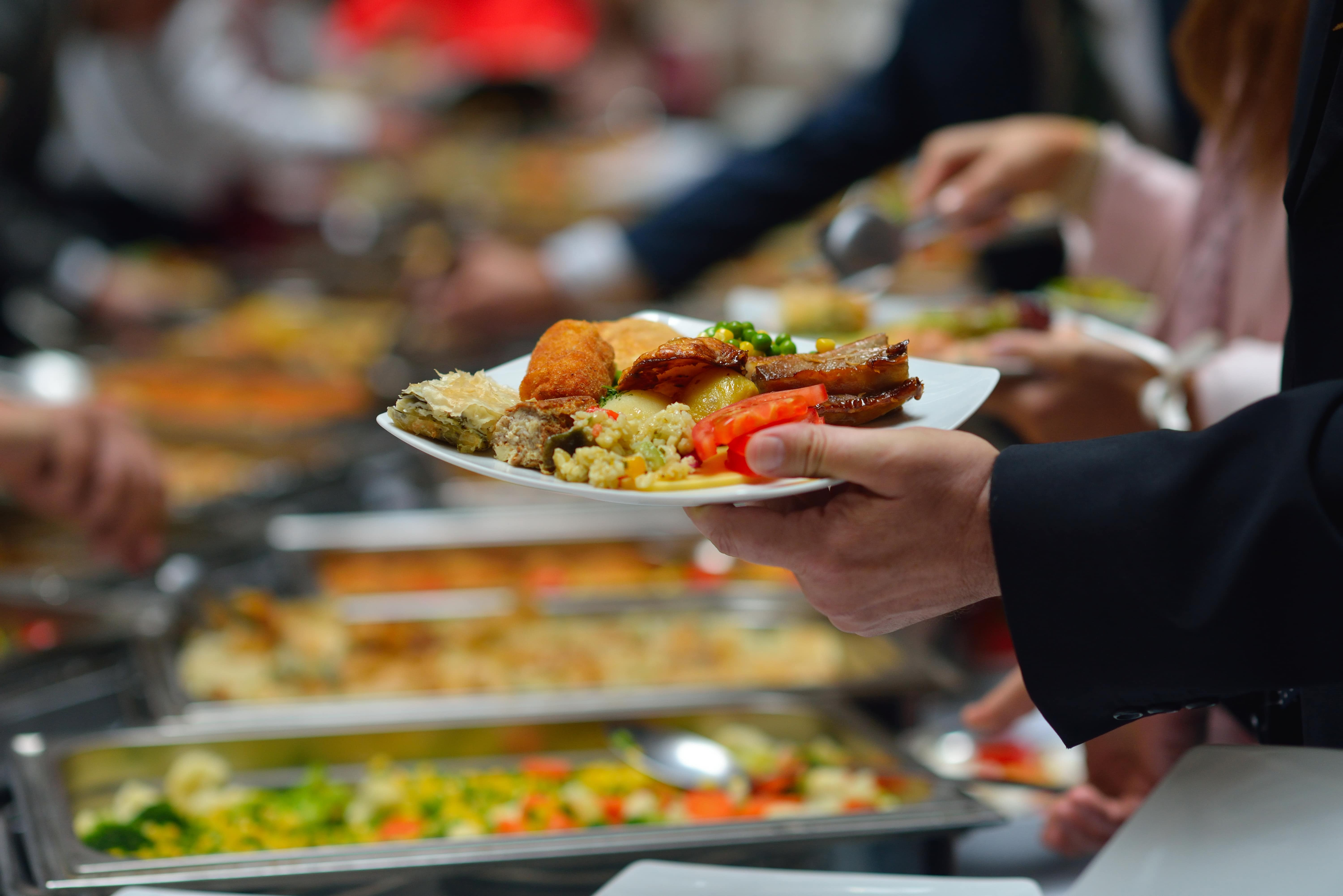 The Trouble with Buffets  By: Alison Loyd